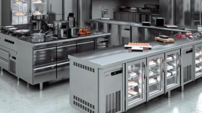 Какое оборудование нужно для пиццерии? Список инвентаря для заведений разного типа
