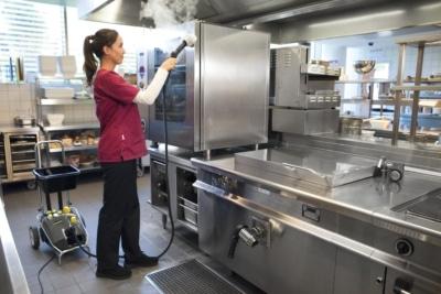 Дезинфекция и мойка оборудования и помещений на пищевом производстве